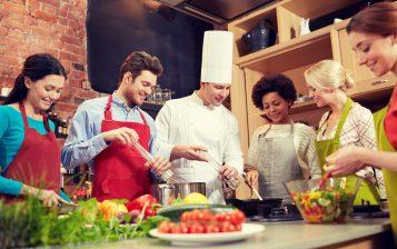 Cuisiner comme un chef