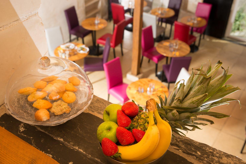 L atelier tours a table cours de cuisine restaurant for Atelier cuisine tours