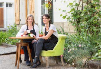Frédérique & Caroline – Tours A Table Ⓒ GaelleBc